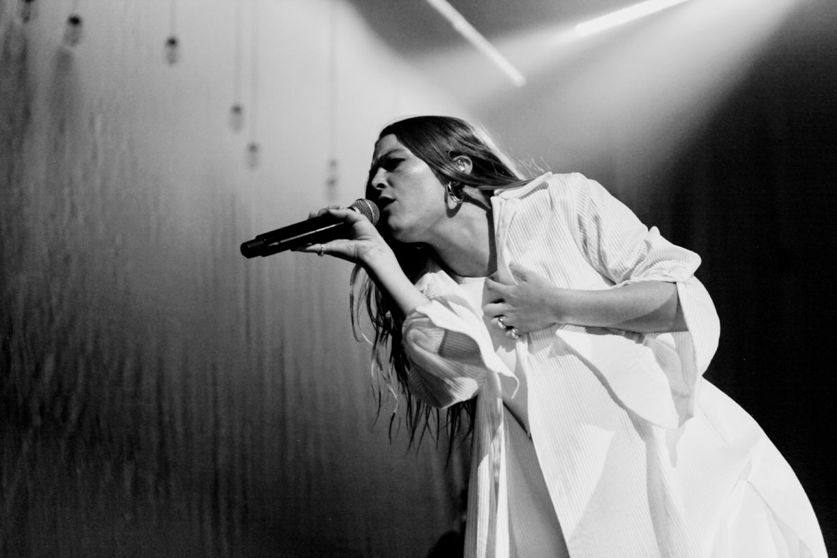 Maggie Rogers at Mission Ballroom in Denver #2