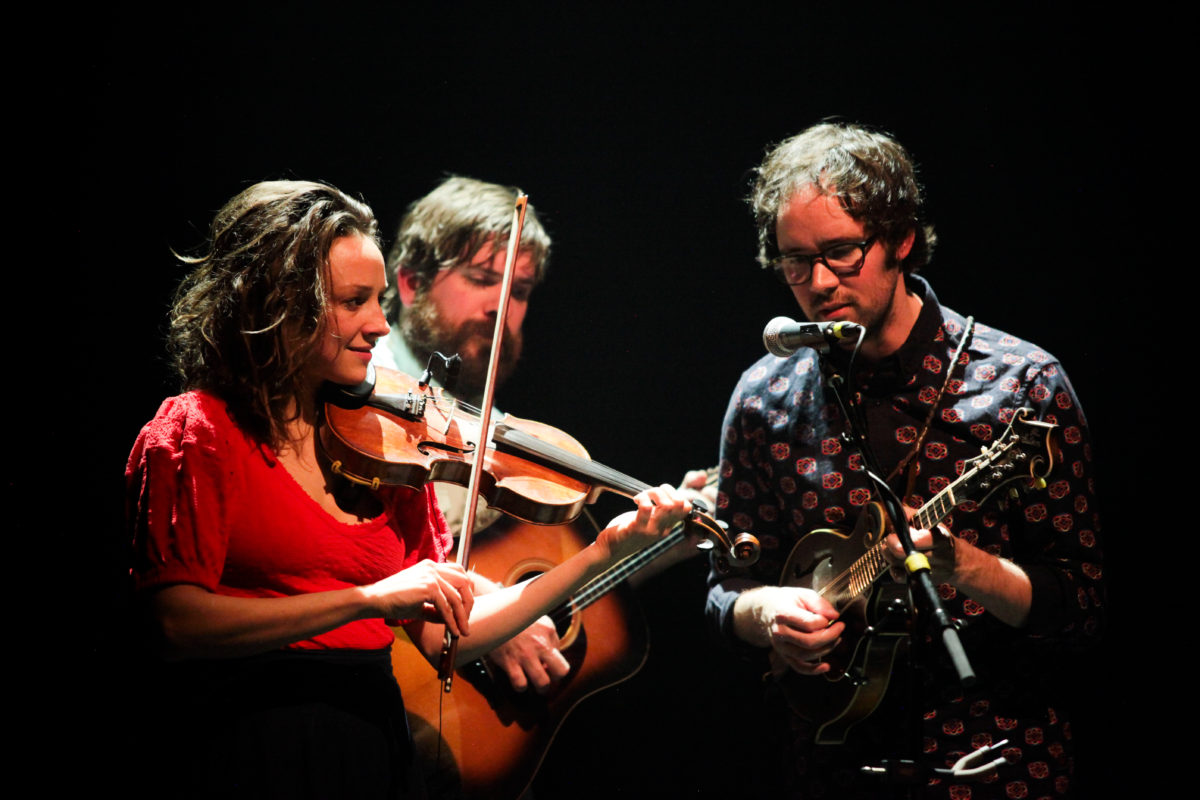 Mandolin Orange at Ogden Theater