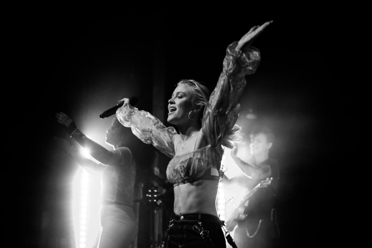Zara Larsson at Gothic Theater #7