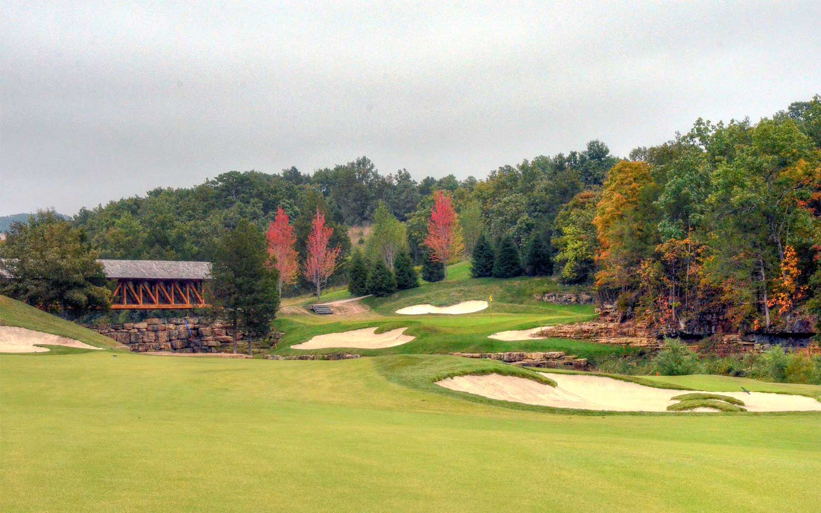 Buffalo Ridge Golf Course, Best golf courses in Branson, Missouri