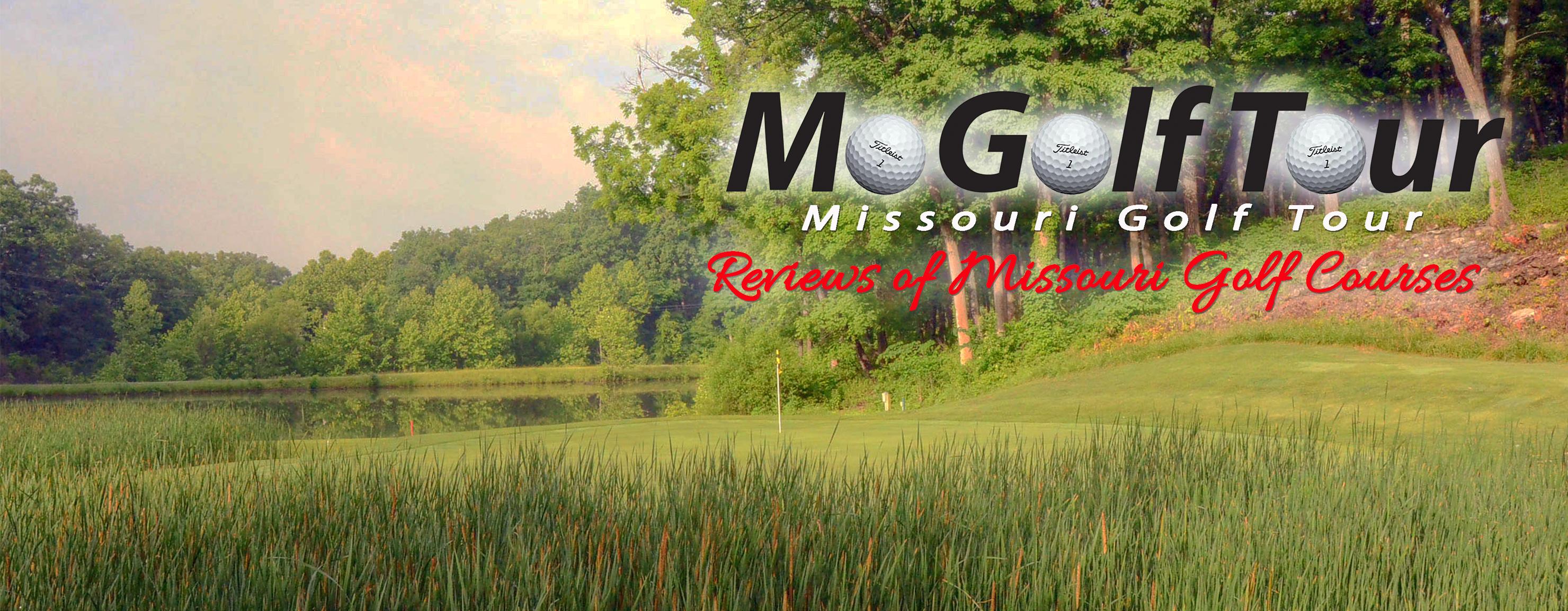 Missouri Golf Courses, Reviews of Missouri Golf Courses