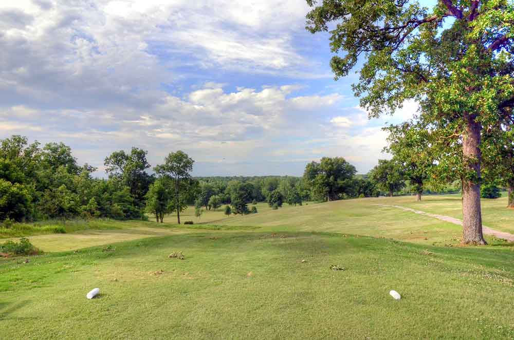 Center-Creek-Golf-Course,-Sarcoxie,-MO-Tee