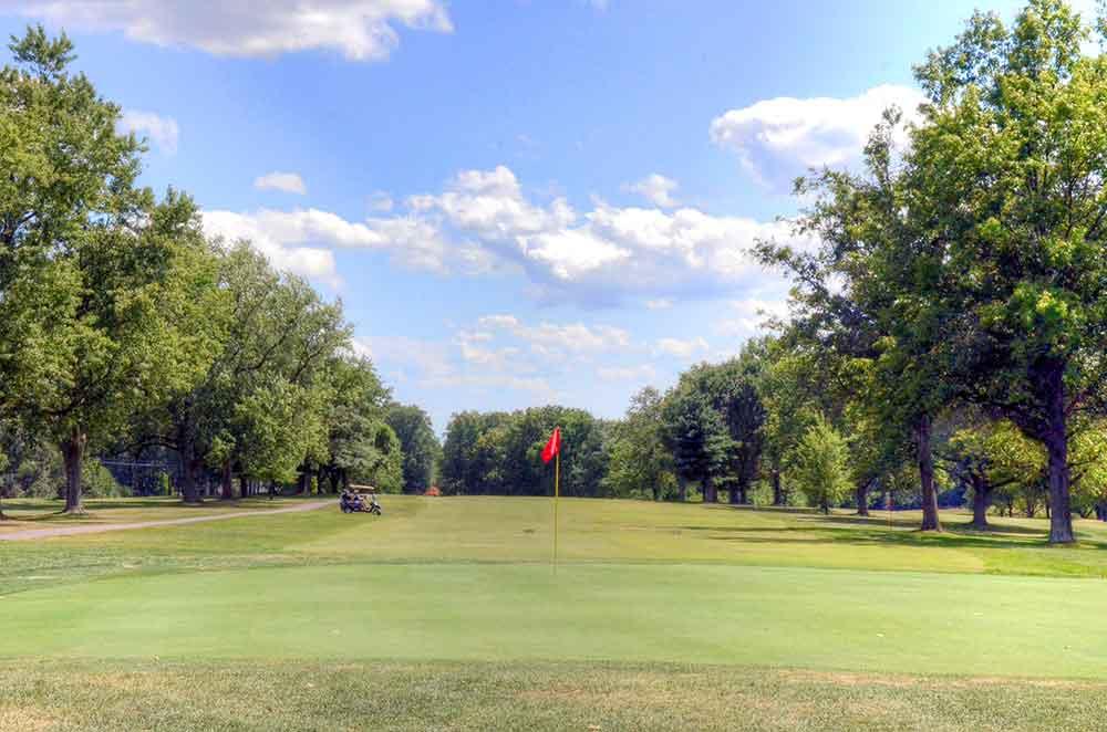 Creve-Coeur-Golf-Course,-St-Louis,-MO-Fairway
