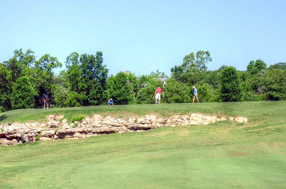 Eagle-Creek-Golf-Club,-Joplin,-MO-Rocks
