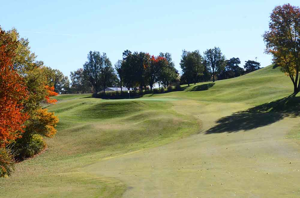 Franklin-County-Country-Club,-Washington,--MO,-Approach