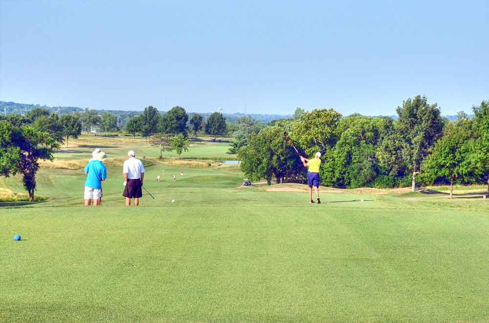Fred-Arbanas-Golf-Course,-Kansas-City,-MO-First