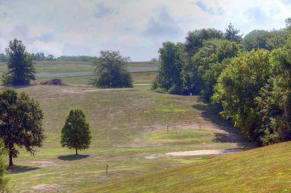 Grant-City-Golf-Club,-Grant-City,-MO-Greens