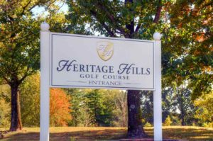 Heritage Hills Golf Course, Moberly Golf Courses