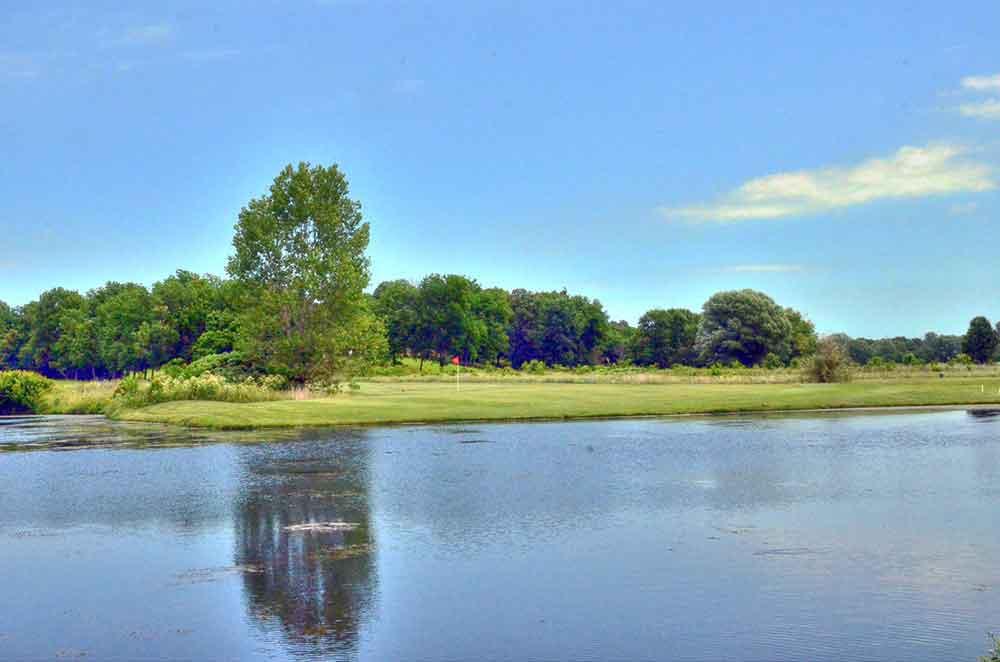 Honey-Creek-Golf-Club,-Aurora,-MO-10th-Hole