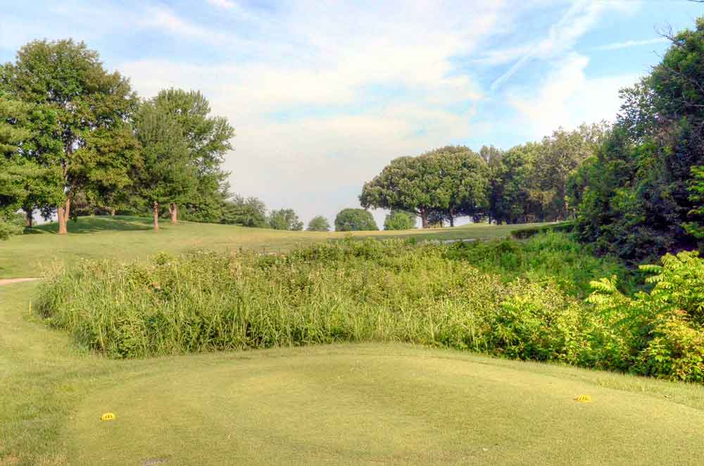 Lake-Forest-Country-Club,-Lake-St-Louis,-MO-Tee