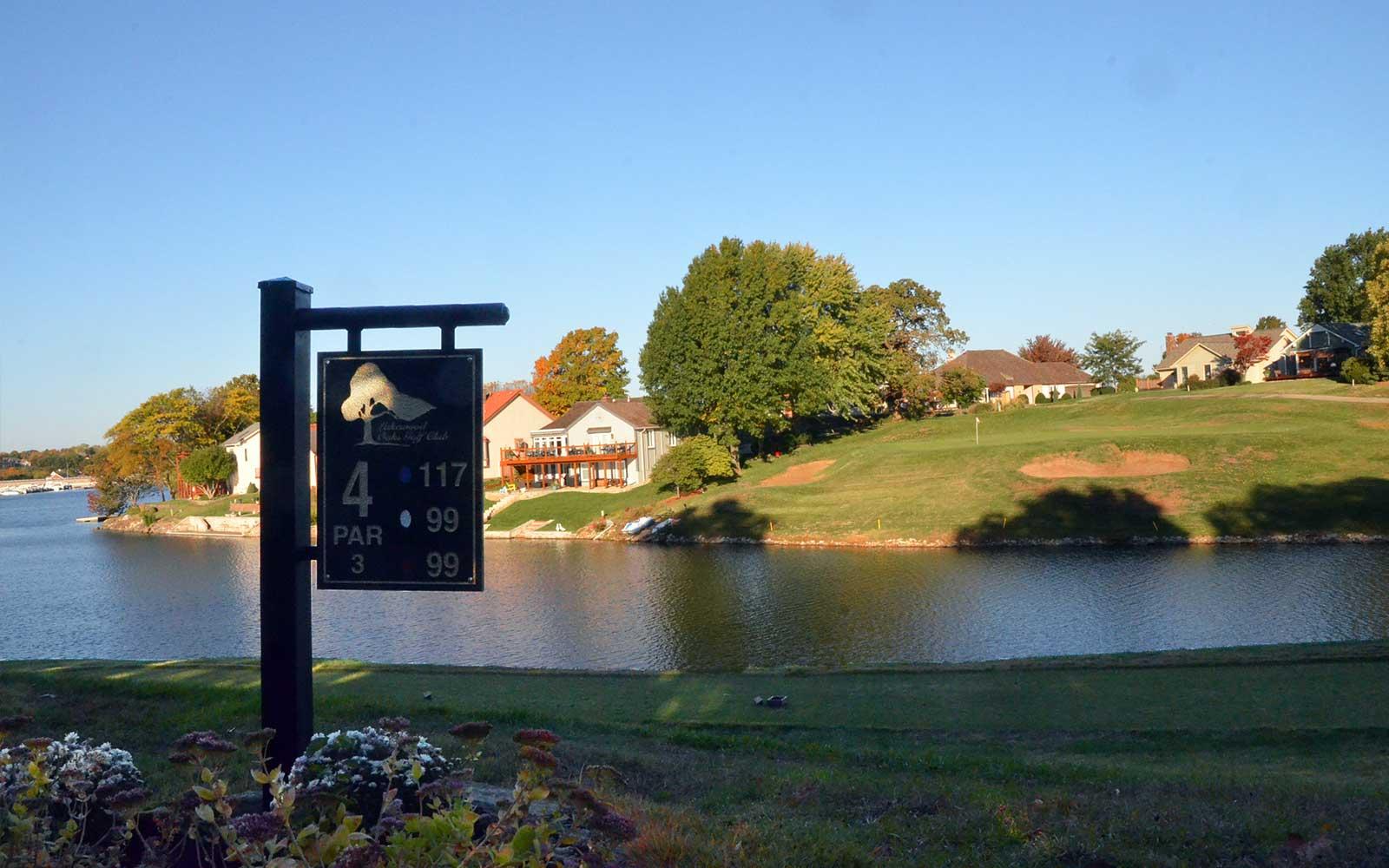 Lakewood-Oaks-Country-Club,-Par-3