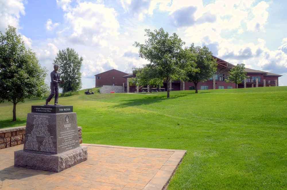Mozingo-Lake-Recreational-Park-Golf-Course,-Maryville,-MO-Tom-Watson