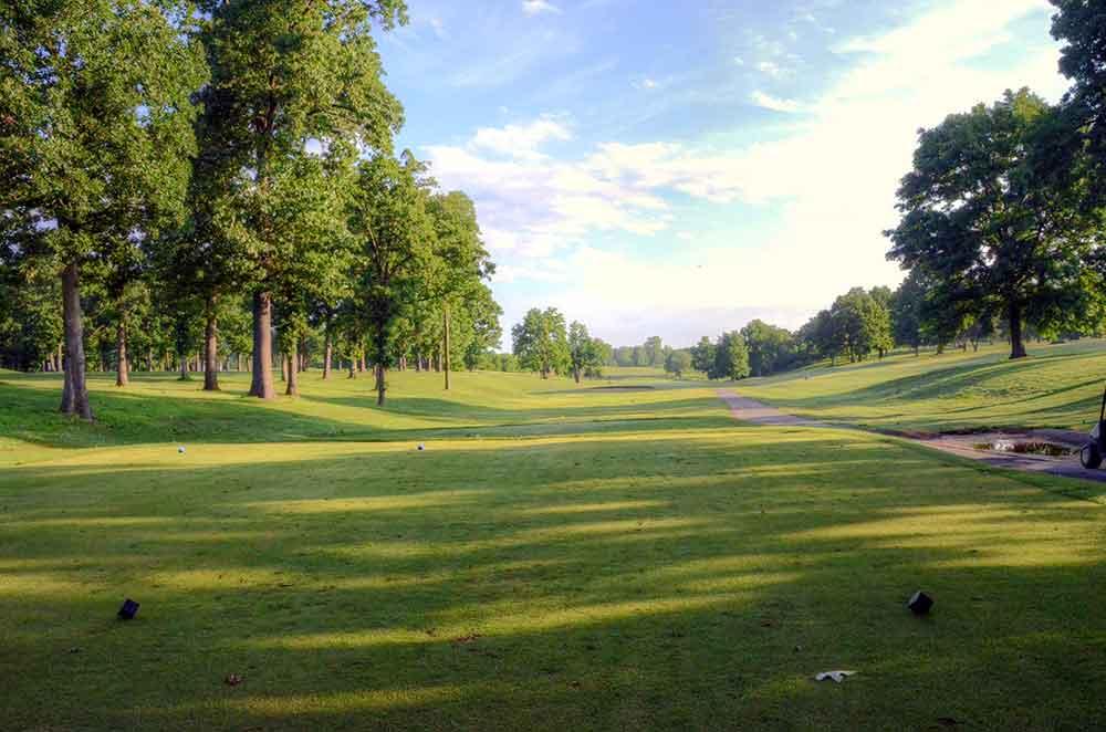 Neosho-Municipal-Golf-Course,-Neosho,-MO--Fairway