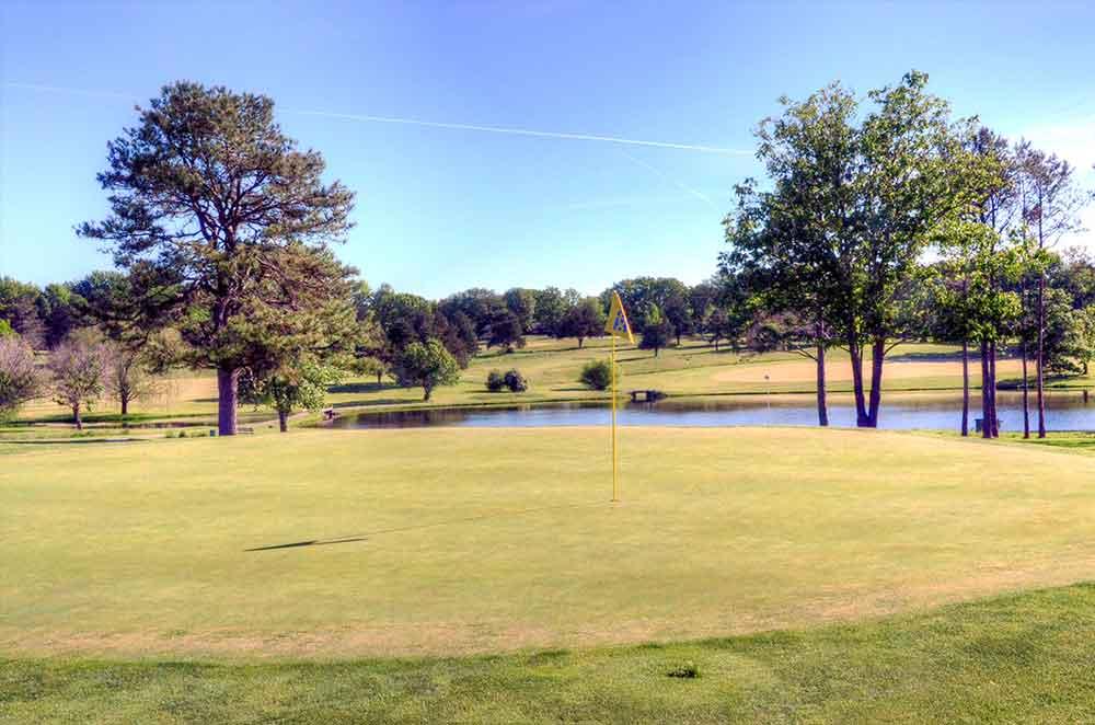 Oak-Meadow-Country-Club,-Rolla,-MO-Green