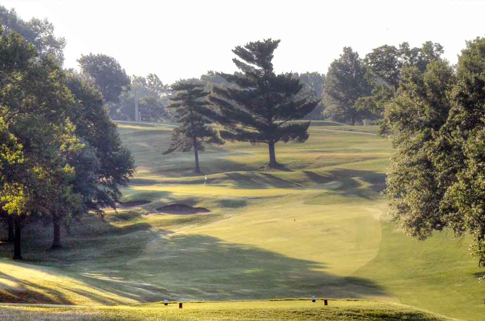 Oakwood-Country-Club,-Kansas-City,-MO-Hole