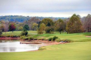 Rivercut Municipal Golf Course, Springfield, Missouri