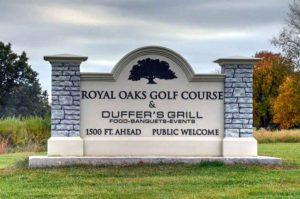 Royal Oaks Golf Course, Whiteman Air Force Base
