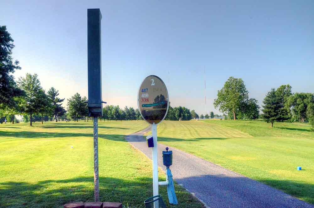 Schifferdecker-Golf-Course,-Joplin,-MO-2nd-Hole