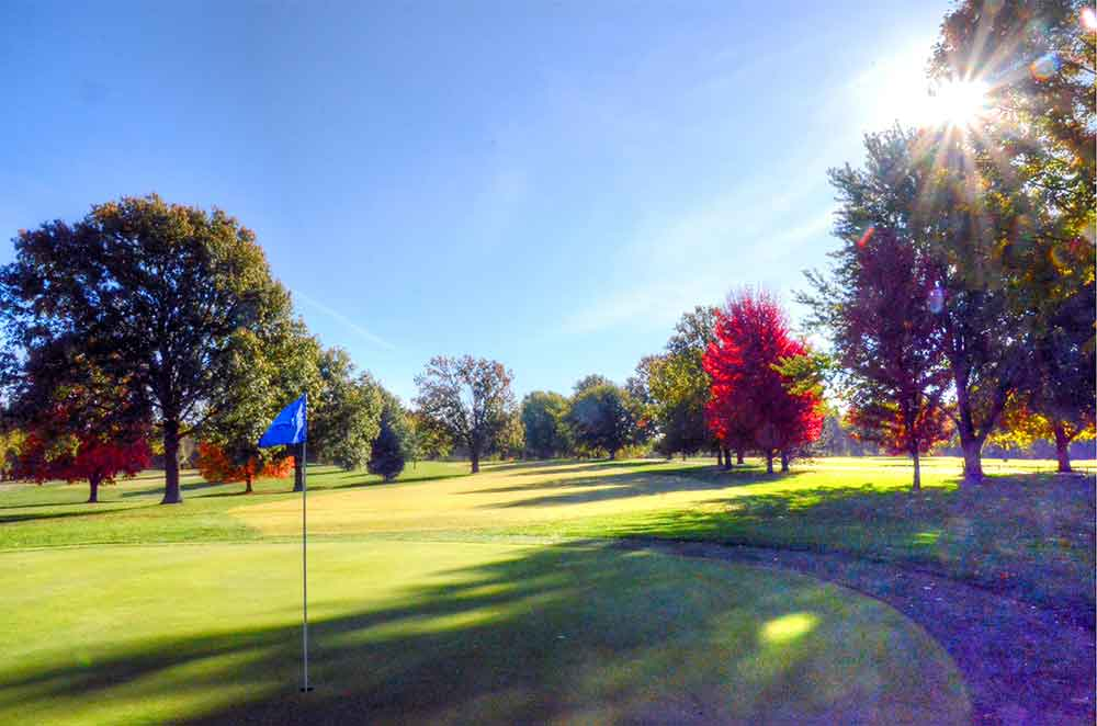 Shamrock-Hills-Golf-Club,-Kansas-City,-MO-Burst