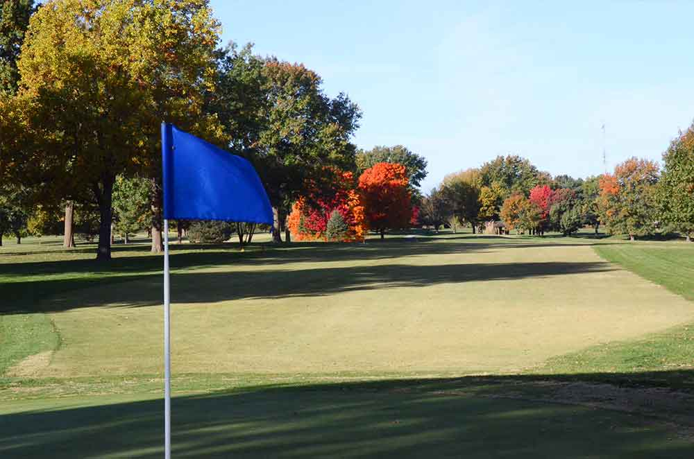 Shamrock-Hills-Golf-Club,-Kansas-City,-MO-Flag