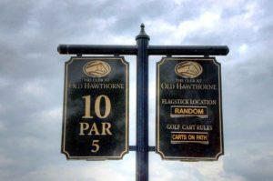 The Club at Old Hawthorne. Best Golf Courses in Columbia, Missouri