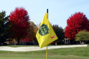 The-Country-Club-at-Loch-Lloyd,-Sechrest-9,-Belton,-MO-Flag