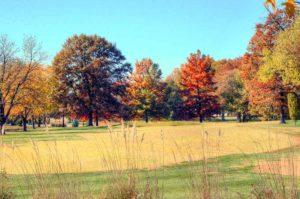 Highlands Golf and Tennis Center, Hole 1