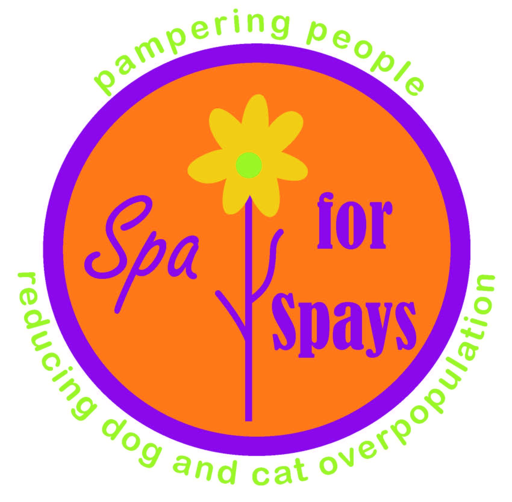Spa for Spays Logo