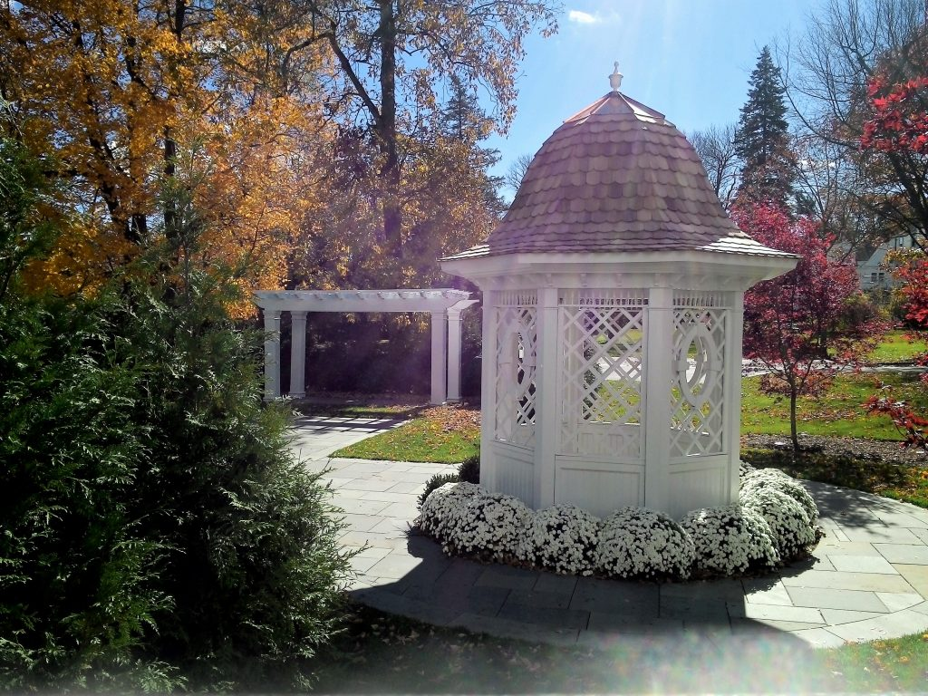 Pergola and Cupola