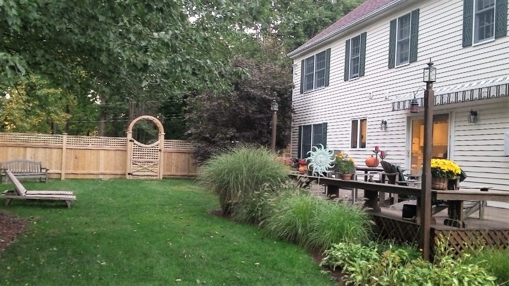 Cedar Privacy Fencing