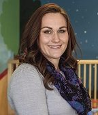 Amber Ohlinger, Early Childhood Director