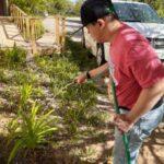 Michael Gardening