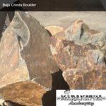 Baja Cresta Boulder - Maranatha Landscape Bakersfield