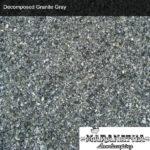 Decomposed Granite Gray - Maranatha Landscape Bakersfield