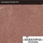 Decomposed Granite Pink - Maranatha Landscape Bakersfield