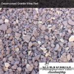Decomposed Granite Rock Dust - Maranatha Landscape Bakersfield