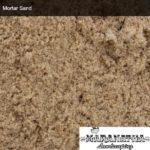 Mortar Sand - Marantha Landscape Bakersfield