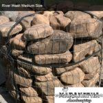 River Wash Medium Size - Maranatha Landscape Bakersfield