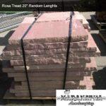 Rosa Tread 20 inch Random Lengths - Maranatha Landscape Bakersfield