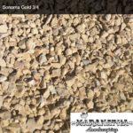 "Sonoma Gold 3:4"" - Maranatha Landscape Bakersfield"
