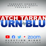 Tarrant Turn Blue Update