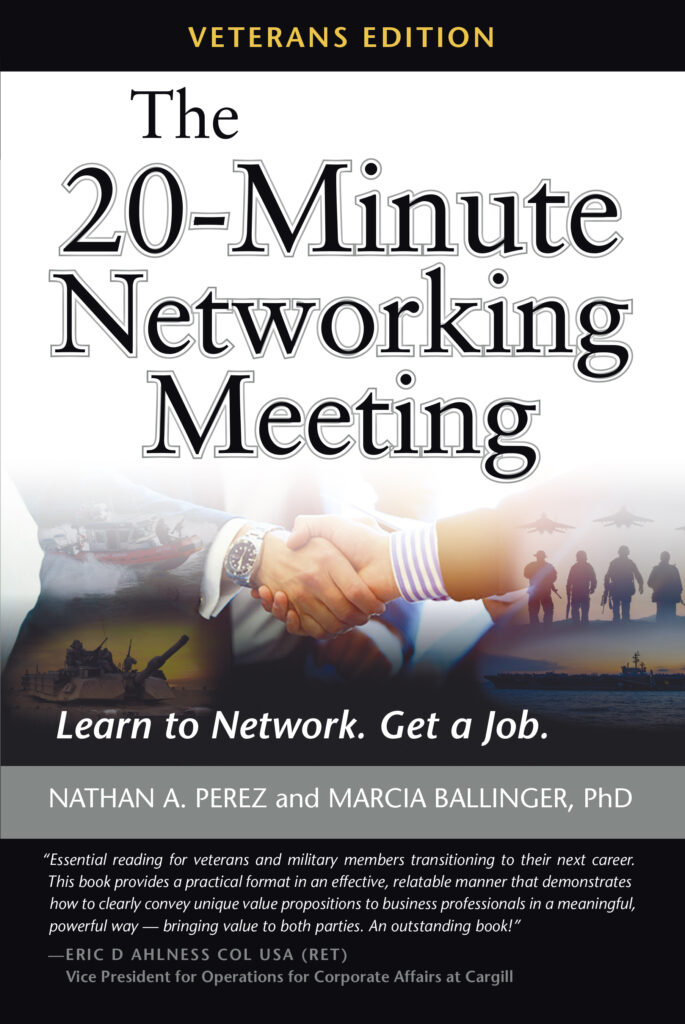 The 20-Minute Networking Meeting - Veterans Edition