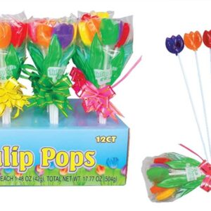 1325H TULIP POPS IN DISPLAY BOX92365resz