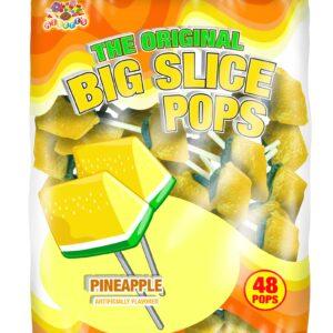 7850N Big Slice Pineapple Pops 48CT