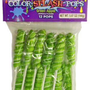1203HW Color Splash Pops in a Header Bag Green Apple56598 (1)