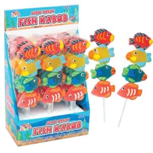 1322Q Fish Kabob Jelly Candy 12CT89315resz