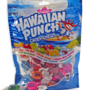 A&B55801 HAWAIIAN OUNCH CHEWS STAND UP BAG 12-8.75OZ