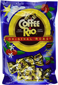 A&B64006 COFFEE RIO OORIIGINAL COFFEE CARAMELS 12-5.5OZ