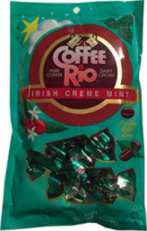 A&B64106 Coffee Rio Irish Crème Mint 12_5.5 oz Bags