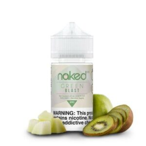 ELiquid Dubai vape Green blast Naked
